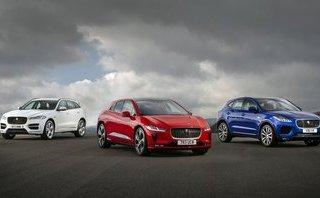 Đánh giá xe - Vì sao xe điện Jaguar I-PACE đạt chuẩn 5 sao Euro NCAP?
