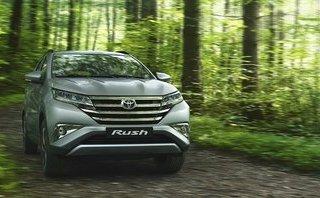 Đánh giá xe - Đánh giá nhanh Toyota Rush 2018