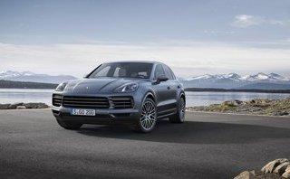 Xe++ - Porsche chính thức công bố Cayenne 2018