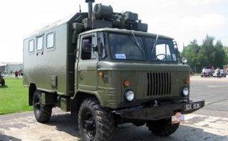 Thị trường xe - Lạ lùng huyền thoại GAZ-66 có giá rẻ hơn SH150i