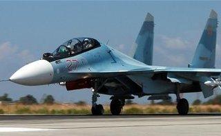 Quân sự - Không quân Nga đưa tiêm kích 'át chủ bài' tới Syria diệt khủng bố