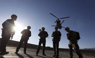 Quân sự - Kỷ lục số lượng đặc nhiệm Mỹ điều ra nước ngoài năm 2017
