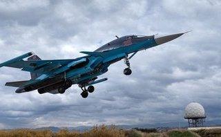 Quân sự - Nga tiến hành 30 đợt không kích khủng bố HTS ở tỉnh Idlib
