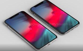 Sản phẩm - Hình ảnh xác thực nhất của iPhone X Plus và iPhone 6.1 inch