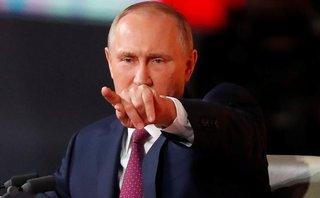Tiêu điểm - 'Câu thần chú' bảo vệ Iran trước Israel của Tổng thống Putin