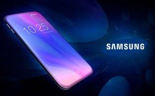 Sản phẩm - Hình ảnh Galaxy S10 màn hình tràn viền 'hoàn hảo' gây sốt