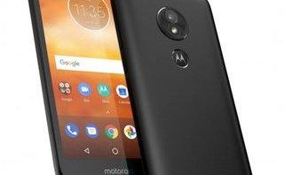 Sản phẩm - Motorola ra mắt Moto E5 Play phiên bản Android Go, giá 2,9 triệu đồng