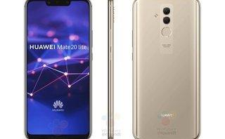 Sản phẩm - Huawei Mate 20 Lite lộ hình ảnh trước ngày ra mắt