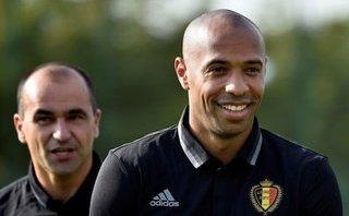 """Thể thao - Pháp đối đầu Bỉ: Thierry Henry thành kẻ """"phản bội"""" vĩ đại?"""