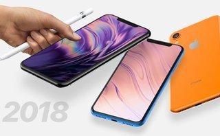 iPhone X thế hệ 2 sẽ trang bị thêm bút Apple Pencil tương tự Galaxy Note?