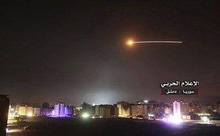 Tiêu điểm - Nóng: Israel phóng tên lửa vào căn cứ không quân ở Bắc Syria ngay trước thượng đỉnh Trump-Putin