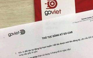 Thị trường xe - Go-Viet rục rịch tuyển tài xế ô tô, chuẩn bị tung ra dịch vụ Go-Car đối đầu với Grab