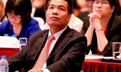 Tài chính - Ngân hàng - Hết Kế toán trưởng lại đến Chủ tịch HĐQT Eximbank Cao Xuân Ninh xin từ chức