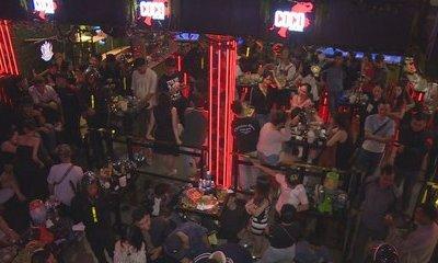Tạm giữ ba đối tượng vụ đột kích quán bar, karaoke phát hiện gần 100 thanh niên phê ma túy