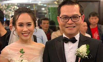 Hình ảnh hiếm hoi trong tiệc cưới của NSND Trung Hiếu ở Thái Bình