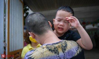 Giáo dục - Nghỉ học 3 tháng, học sinh mầm non khóc nức nở khi trở lại lớp