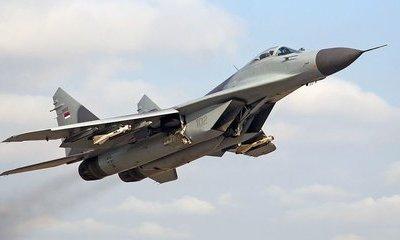 Chiến đấu cơ MiG-29 của Slovakia hết nhiên liệu giữa không trung, phi thẳng xuống mặt đất