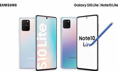 Sản phẩm - Samsung tích hợp chống rung quang học trong siêu phẩm giá mềm Galaxy S10 Lite