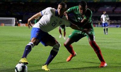 Copa America: Coutinho sắm vai người hùng, Brazil có thắng lợi đầu tay