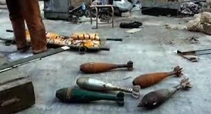 Syria: Bí mật trong kho vũ khí khổng lồ của khủng bố IS mới được phát hiện ở Deir Ezzor