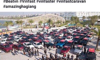 Truyền thông - Cư dân mạng phát sốt với chuyến offline lớn nhất của cộng đồng yêu xe thương hiệu Việt