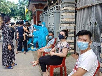 Hà Tĩnh: Thêm 6 bệnh nhân Covid-19 liên quan ca nhiễm cộng đồng