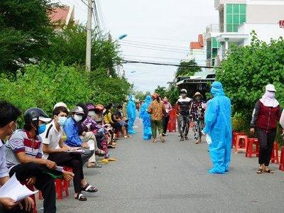 Bình Thuận: Thêm 38 ca mắc Covid-19, 21 bệnh nhân nặng