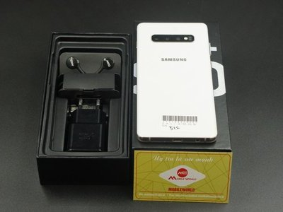 Khám phá mặt gốm đáng đồng tiền của Samsung S10 Plus