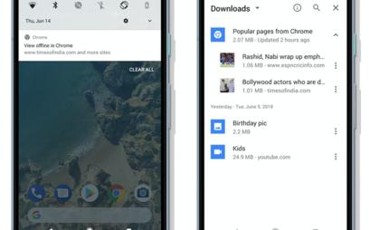 Cuộc sống số - Chrome cho phép người dùng đọc báo mà không cần Internet