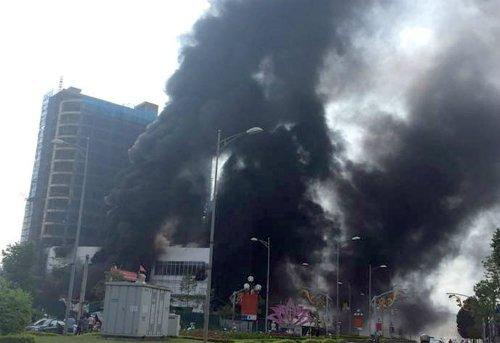 Cháy khách sạn Hoa Sen Yên Bái, đại gia Lê Phước Vũ có chịu ảnh hưởng?