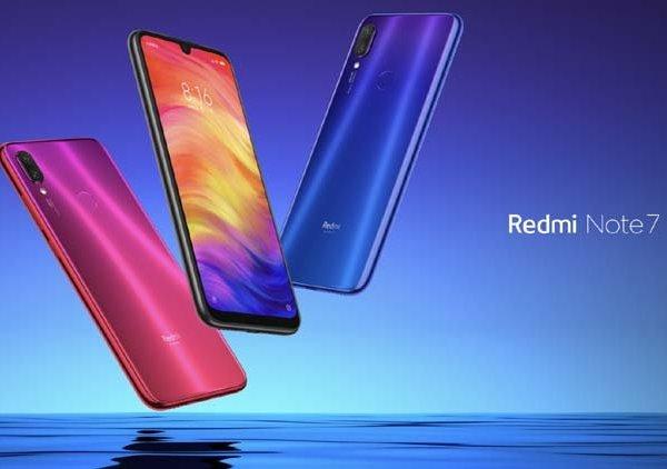 Xiaomi giới thiệu Redmi Note 7 giá rẻ với camera 48 MP
