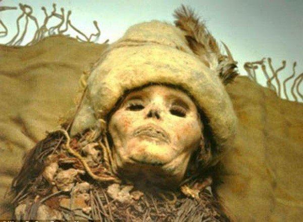Phát hiện xác ướp mỹ nhân 4.000 năm ở Trung Quốc có gene lai Tây