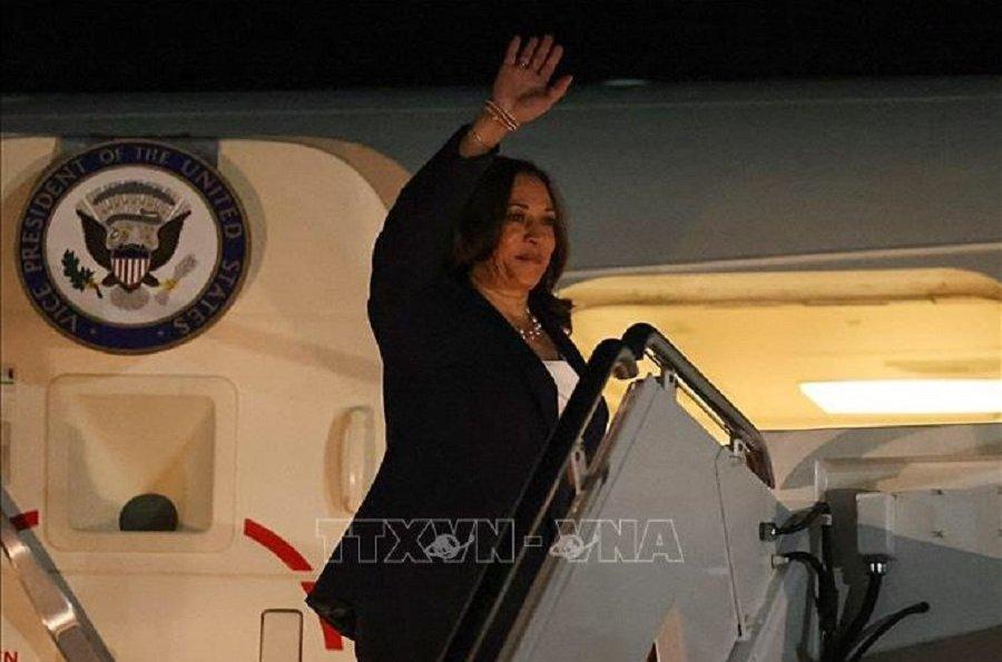 Nhà Trắng thông báo về chuyến thăm Việt Nam của Phó Tổng thống Mỹ K.Harris
